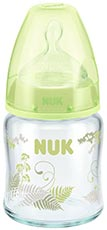 NUK First Choice+ Glasflasche