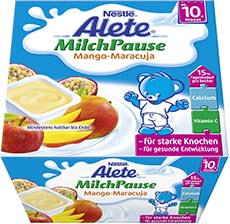 Alete MilchPause
