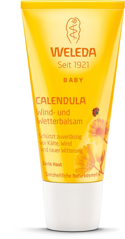 weleda calendula wind und wetterbalsam. Black Bedroom Furniture Sets. Home Design Ideas