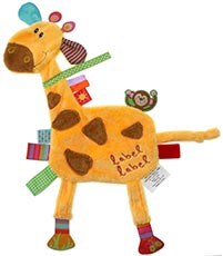 Label-Label Friends Giraffe