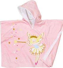 Playshoes Frottee-Poncho Fee