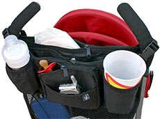 J.L. Childress Kinderwagen-Organizer