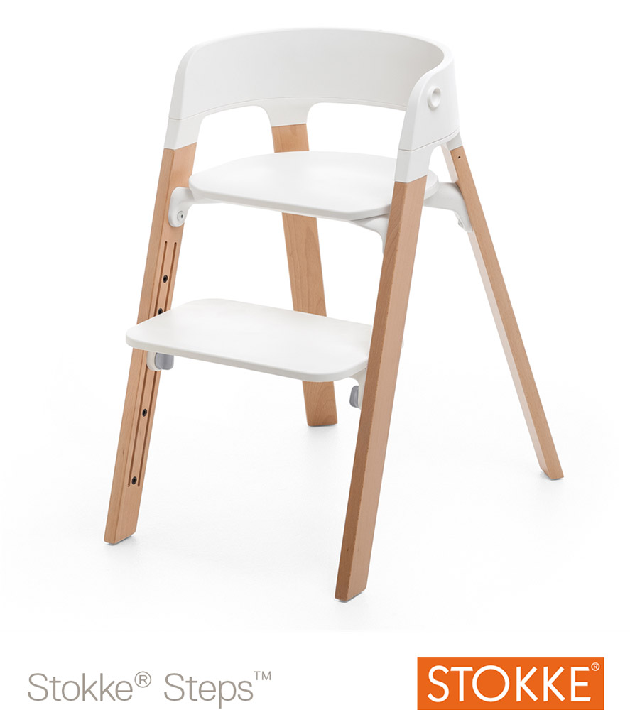 stokke steps chair treppenhochstuhl jetzt online. Black Bedroom Furniture Sets. Home Design Ideas