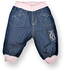 name it Jeans mit Schleifchen Kalinka