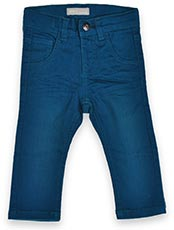 name it Slim Fit Hose Jonas moroccan blue