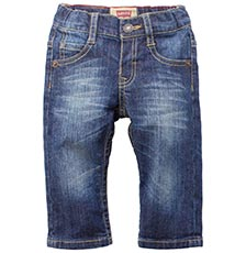 Levis Jeans Regular Fit stone-washed