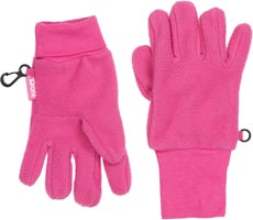 Döll Fleece Fingerhandschuhe pink