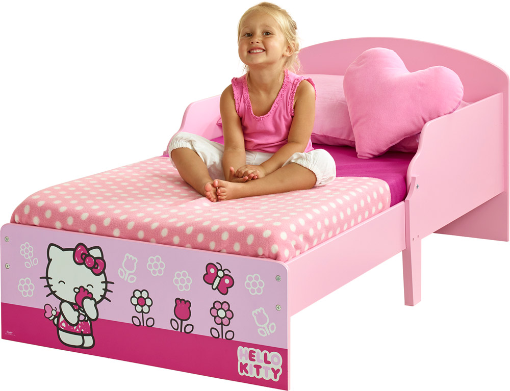 preisvergleich eu hello kitty bett. Black Bedroom Furniture Sets. Home Design Ideas