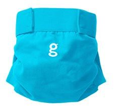 gDiapers gPants Go Fish Blue