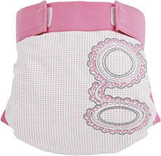 gDiapers gPants - Gorgeously Girly