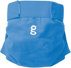 gDiapers gPants - Gigabyte Blue