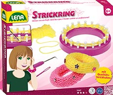 LENA® Strickring
