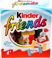 kinder friends