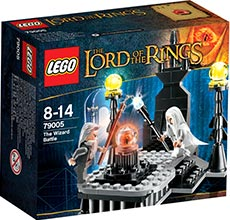 LEGO® The Lord of the Rings™ 79005 - Duell der Zauberer