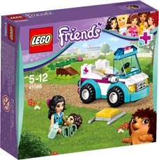 LEGO® Friends 41086 - Mobile Tierpflege