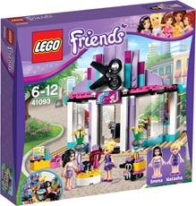 LEGO® Friends 41093 - Heartlake Friseursalon