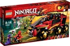 LEGO® Ninjago 70750 - Mobile Ninja-Basis