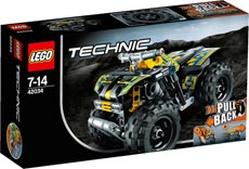 LEGO® Technic 72034 - Action Quad