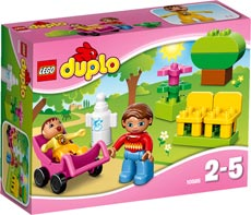 LEGO® DUPLO® 10585 - Mutter mit Baby